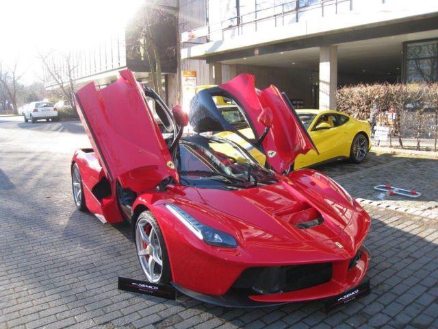 Used Ferrari For Sale >> For Sale Used Ferrari Laferrari At 2 380 000 Gtspirit