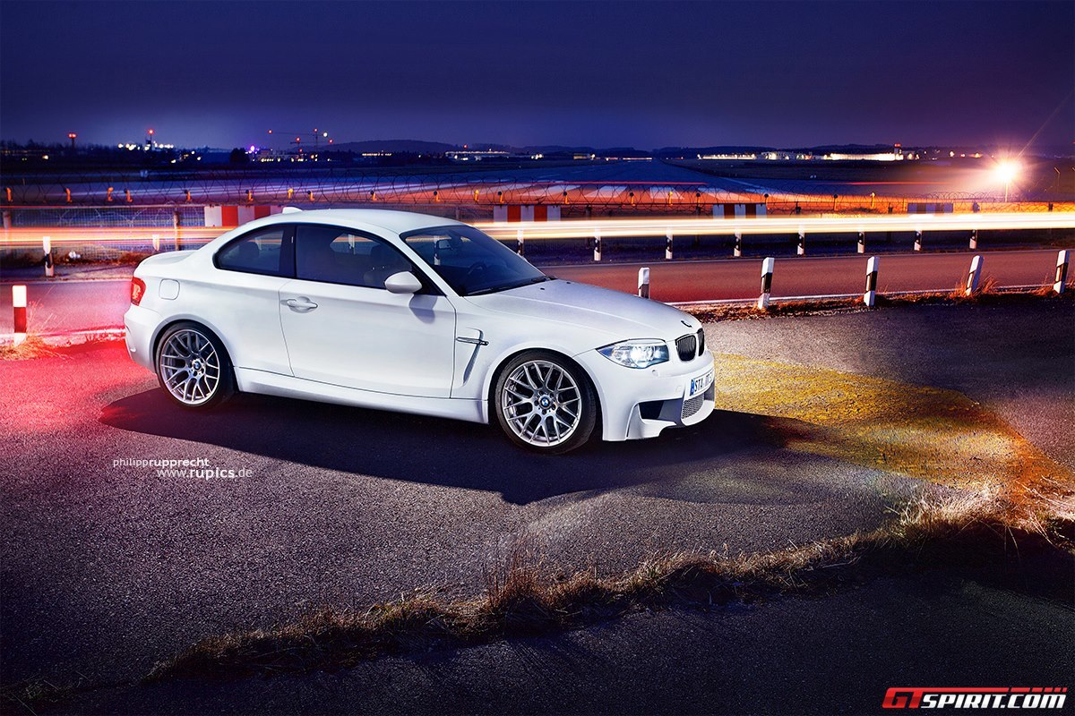 photo of the day bmw 1m coupe gtspirit. Black Bedroom Furniture Sets. Home Design Ideas