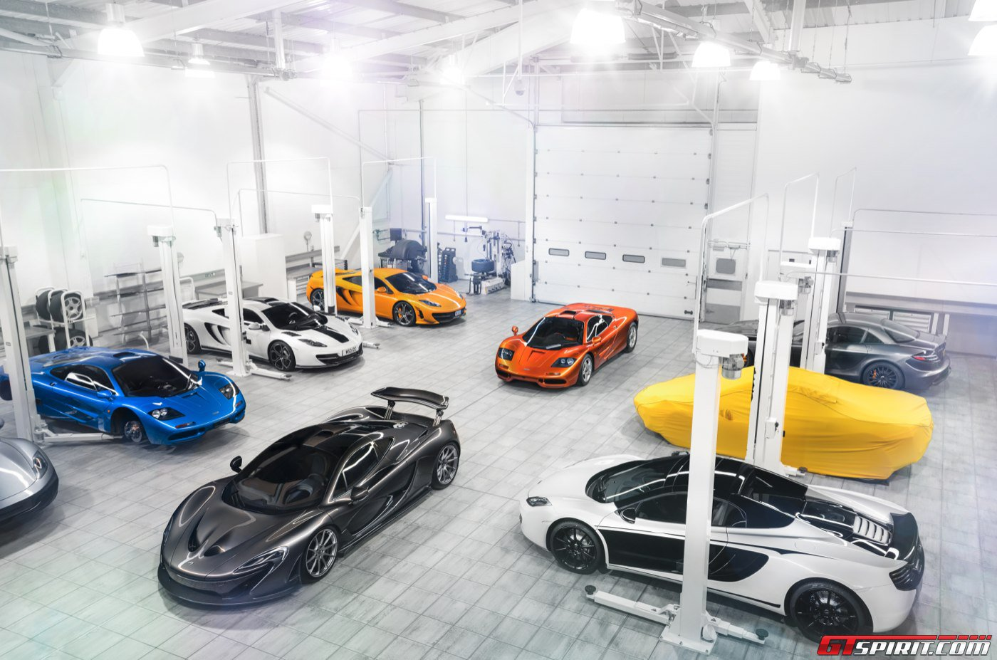 Factory visit mclaren special operations gtspirit for Garage marque autos richemont