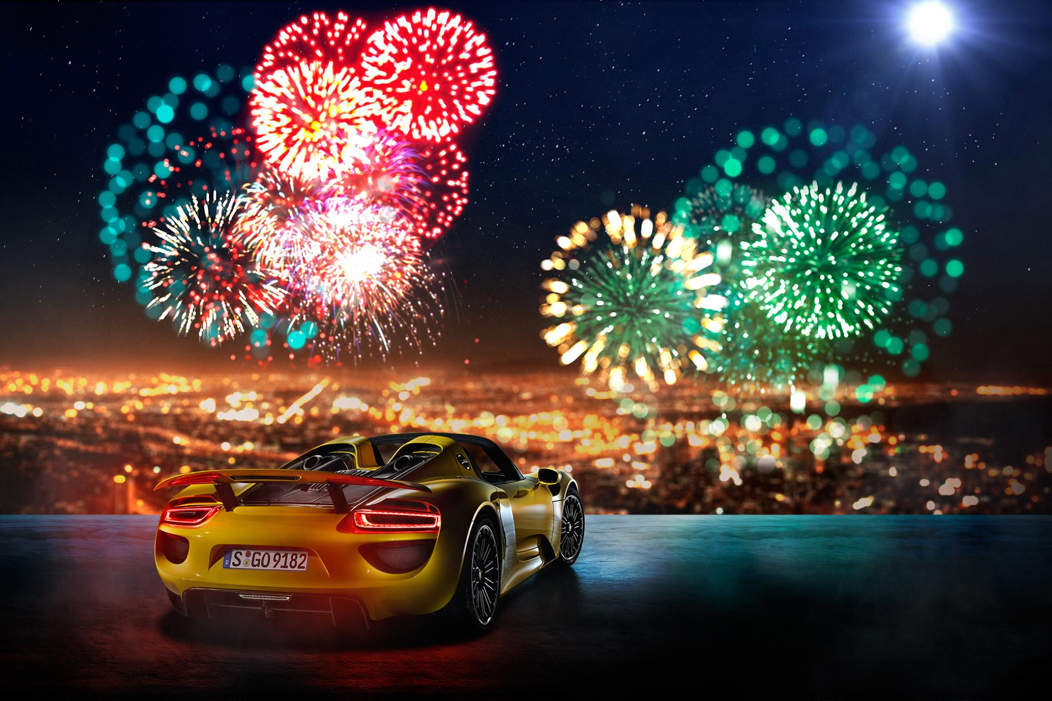 Top Happy New Year Messages In Car Photos Gtspirit