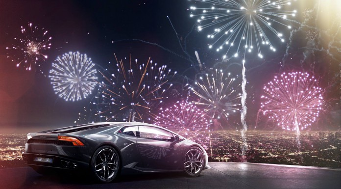 Top Happy New Year Messages in Car Photos