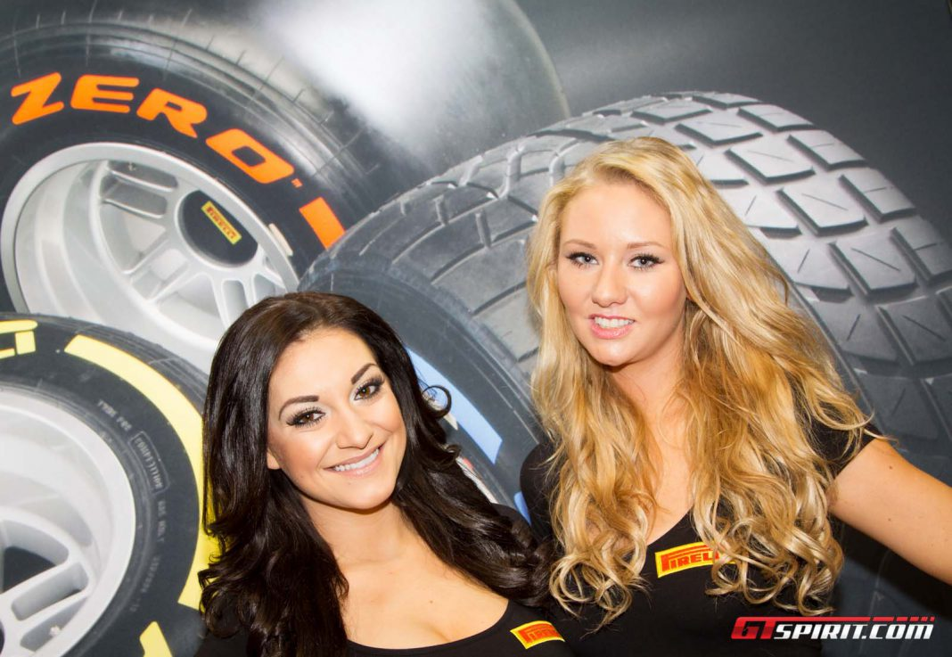 Autosport International 2014 Girls