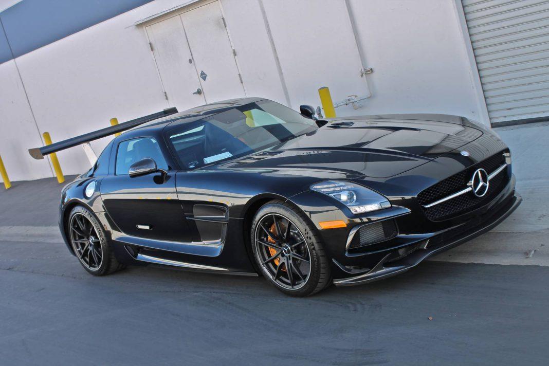 World Motorsports' Epic Mercedes-Benz SLS AMG