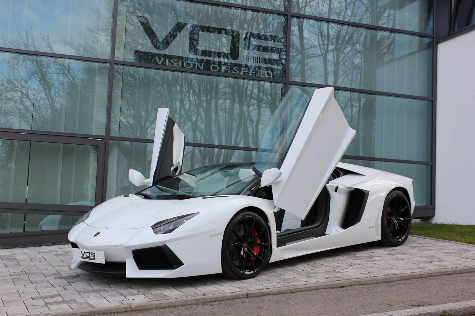 Car News · Lamborghini · Lamborghini Aventador