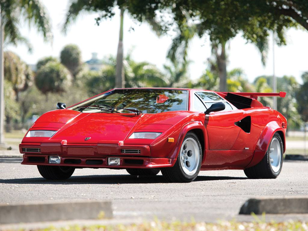 rare 1986 lamborghini countach lp5000 qv destined for rm auctions gtspirit. Black Bedroom Furniture Sets. Home Design Ideas