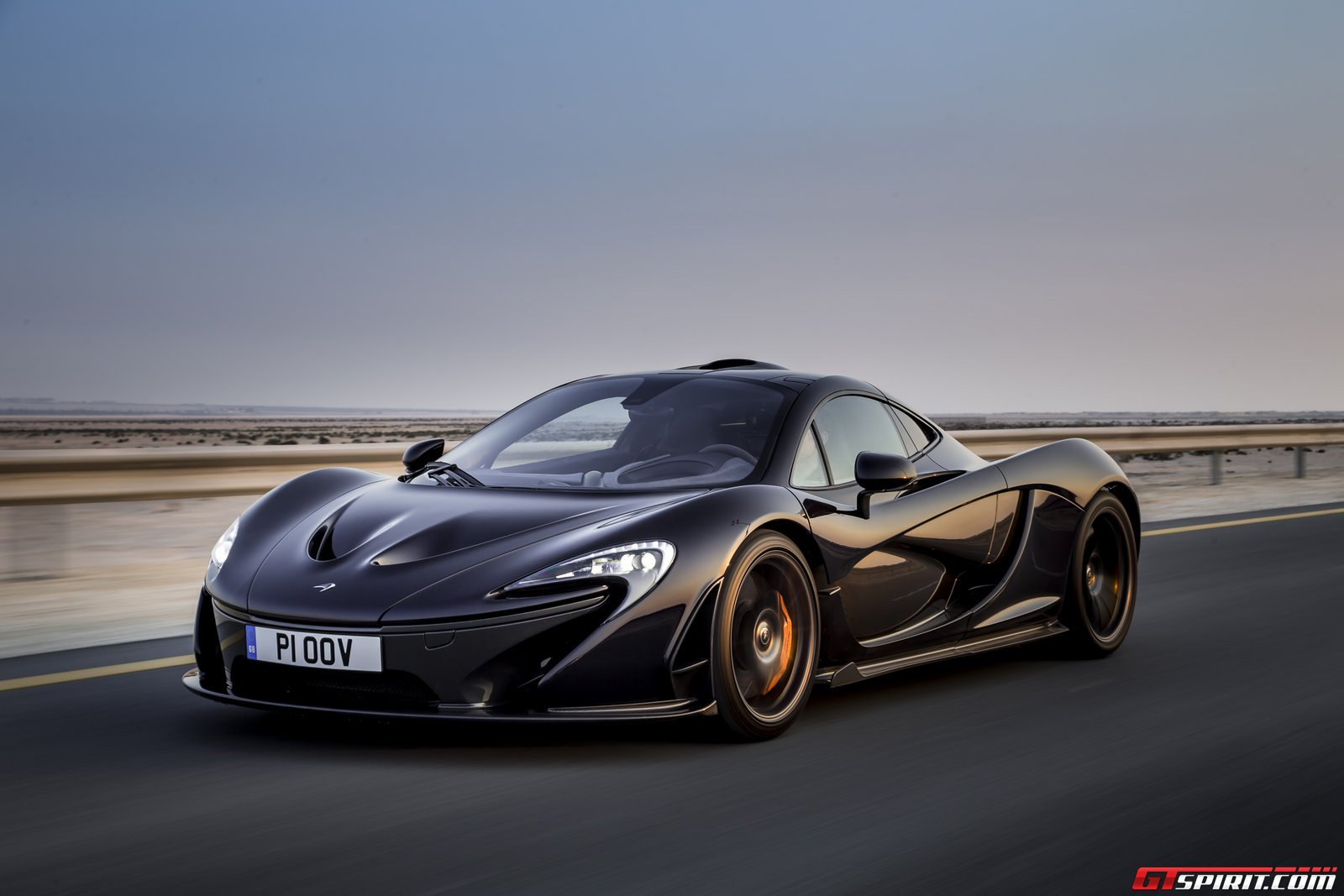 Exclusive Mclaren P1 Review