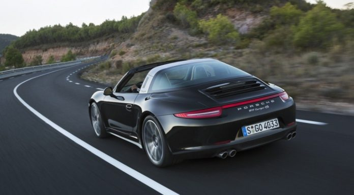 2015 Porsche 911 Targa Leaks Alongside 4S Version