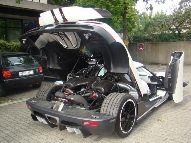 German Koenigsegg Agera R For Sale