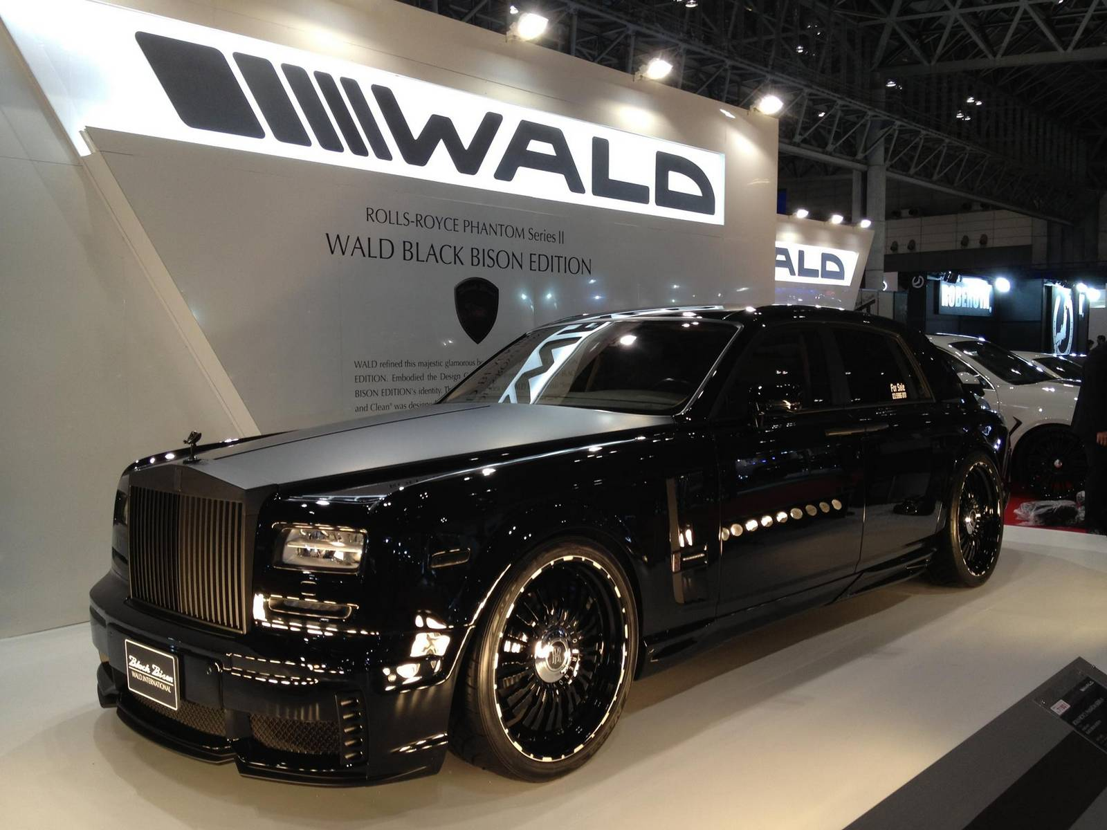 tokyo auto salon 2014 wald international cars gtspirit