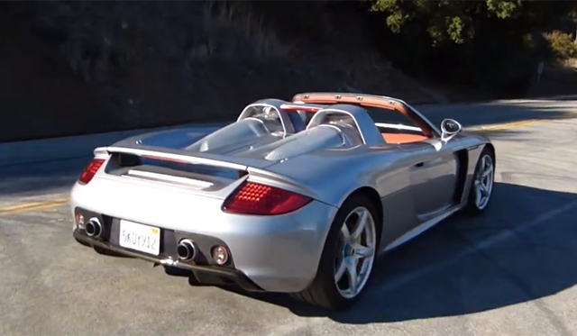 Jay Leno's Porsche Carrera GT is Epic