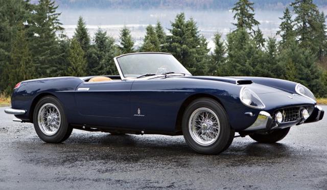 1958 Ferrari 250 GT Series 1 Cabriolet Could Fetch $5 Million