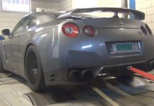 Insane 1200hp Switzer Nissan GT-R Hits the Dyno