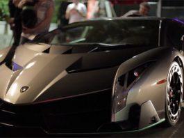 Behind the Delivery of Kris Singh's Lamborghini Veneno