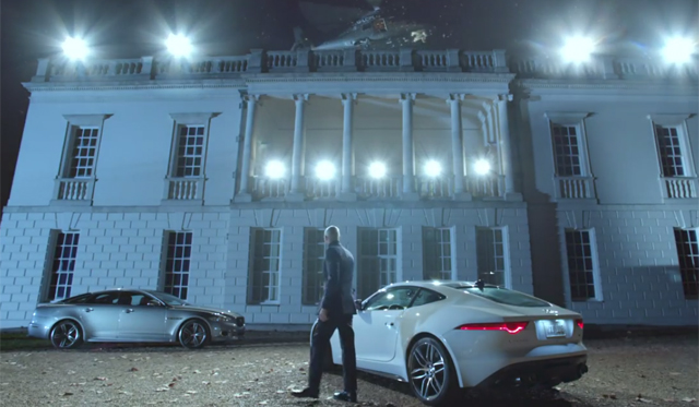 Jaguar Releases Its 2014 Superbowl Commerical Dubbed 'Rendezvous'