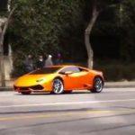 Lamborghini Huracan Spotted Drifting in the U.S.