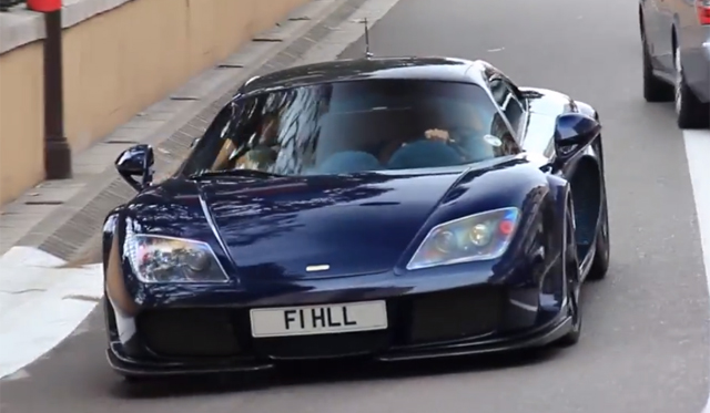 Rare Noble M600 Carbon Sport Edition Terrorizes Monaco
