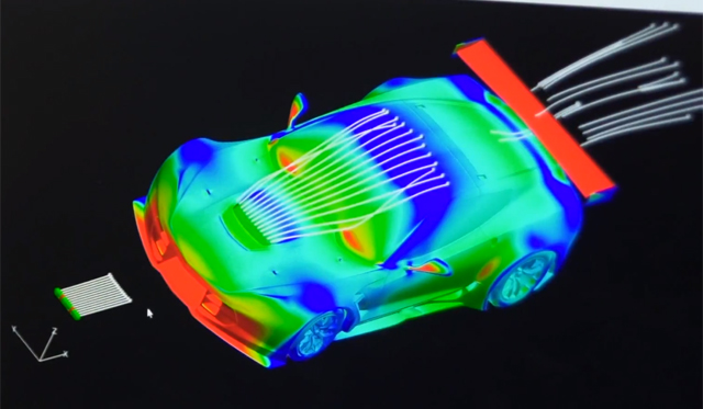 Behind the 2014 Chevrolet Corvette C7.R's Creation and Development