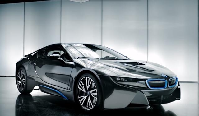 Latest BMW i8 Video Looks At Its Dramatic Design