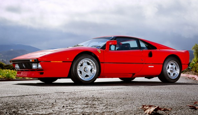 Rare 1985 Ferrari 288 GTO Heading to Scottsdale Auction