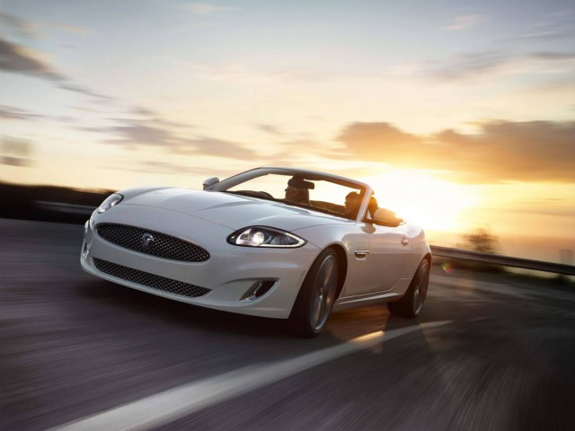 Official: 2014 Jaguar XK Signature