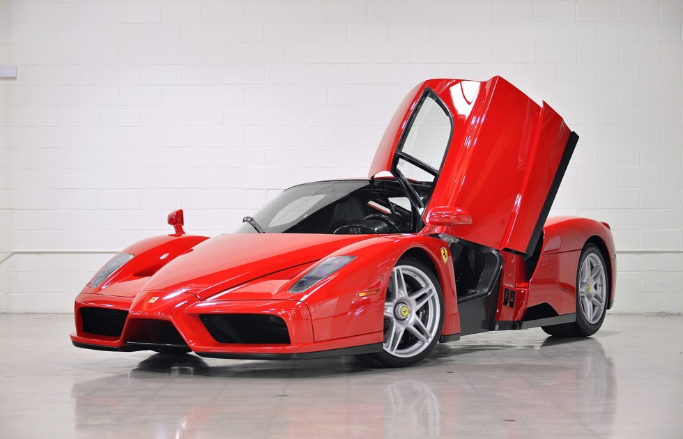 Near,New Ferrari Enzo Will Cost You Almost $2.9 Million