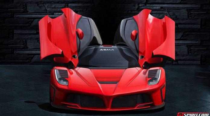 ASMA Design La Ferrari