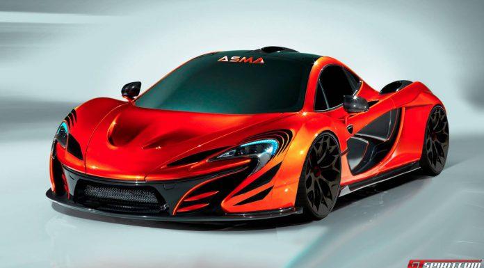 ASMA McLaren P1