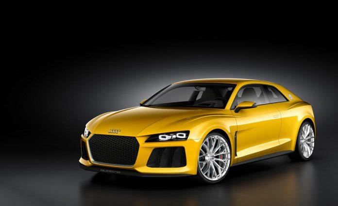 Production-Spec Audi Sport Quattro Could Combine Concepts