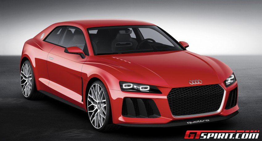 Audi Will Bring Its Laser Headlights to a Production Model