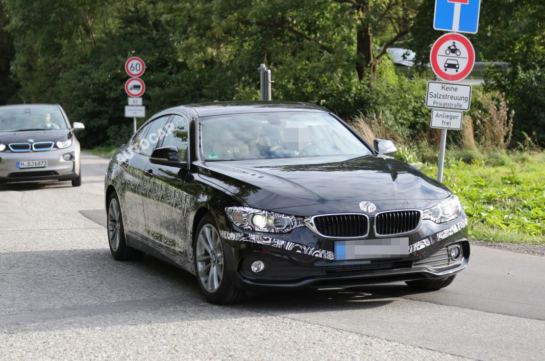 BMW 4-Series Gran Coupe Tentatively Confirmed for Geneva Debut