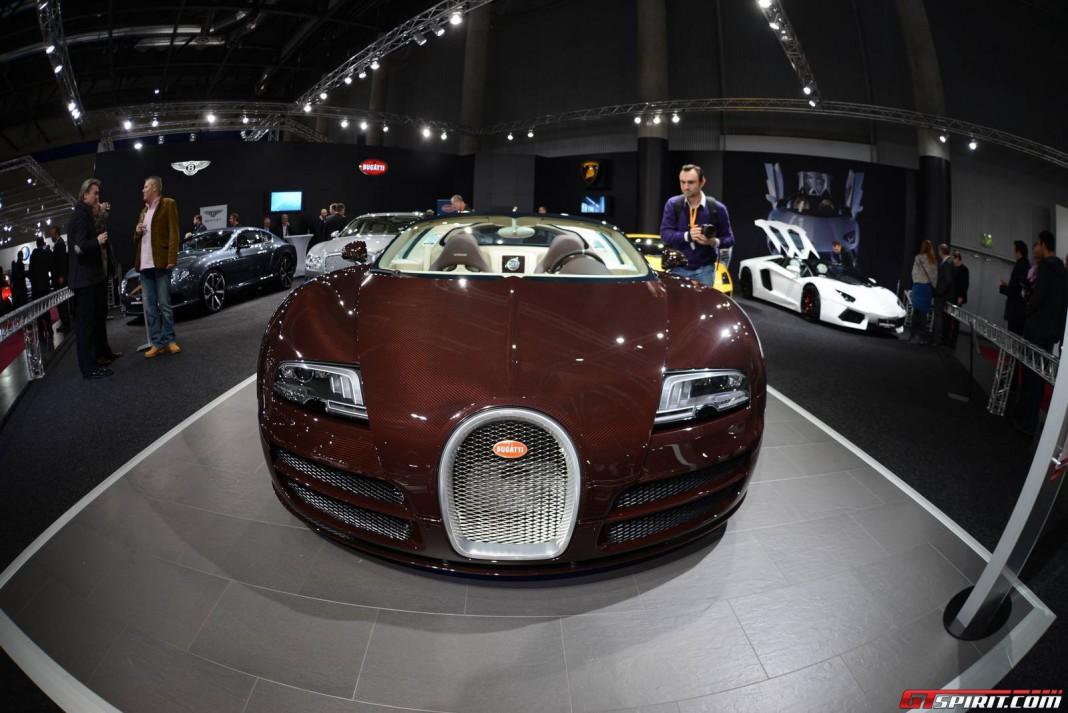 vienna 2014 chocolate carbon fiber bugatti veyron grand sport vitesse gtspirit. Black Bedroom Furniture Sets. Home Design Ideas