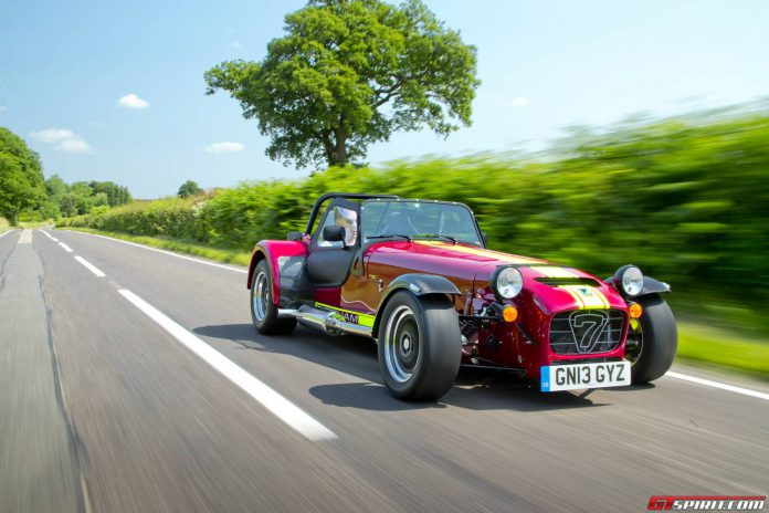 Caterham Finally Coming to America Thanks to Superperformance