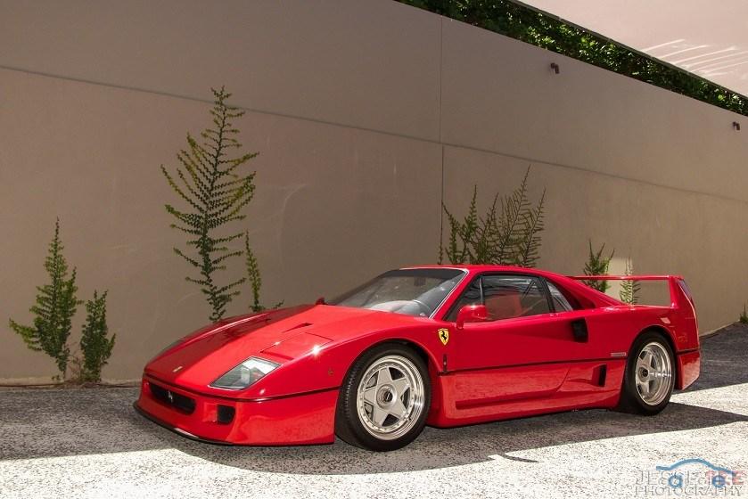 Australian Ferrari F40 Sells For $1.45 Million