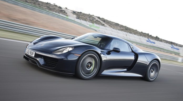 Last Year Was Porsche's Most Successful Ever