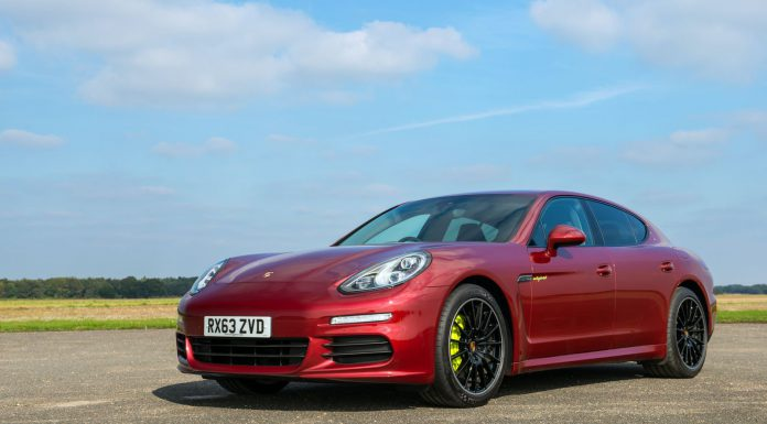 Porsche Keen for Sub-Panamera Sports Sedan