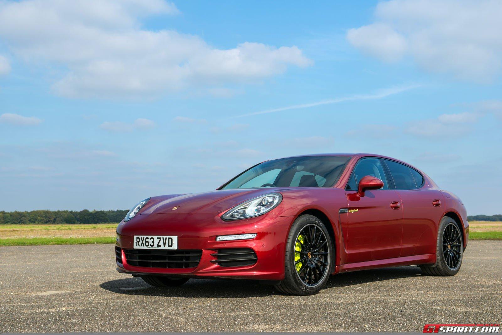 Porsche Keen For Sub Panamera Sports Sedan Gtspirit