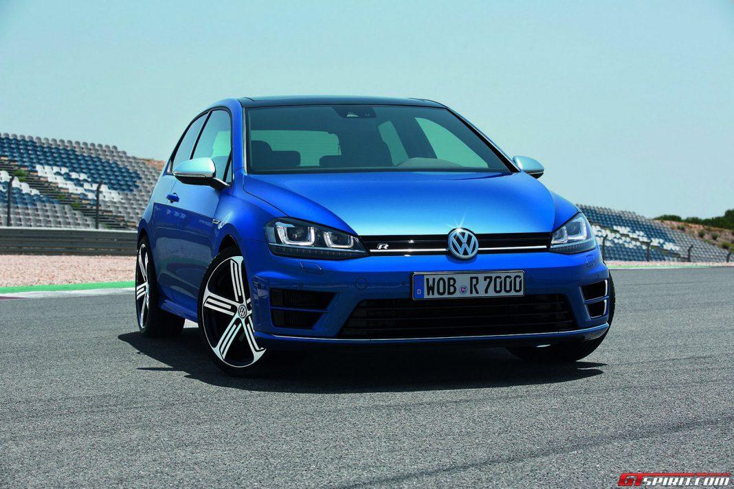 US-spec Volkswagen Golf R Only Available as 4-Door