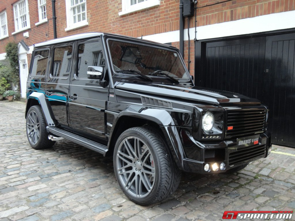 Mercedes Benz G Wagon For Sale >> For Sale 1 Of 3 Mercedes Benz G Class Brabus G800 Widestar