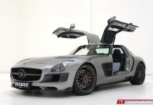 Rare 2011 Brabus SLS AMG 700 BiTurbo For Sale