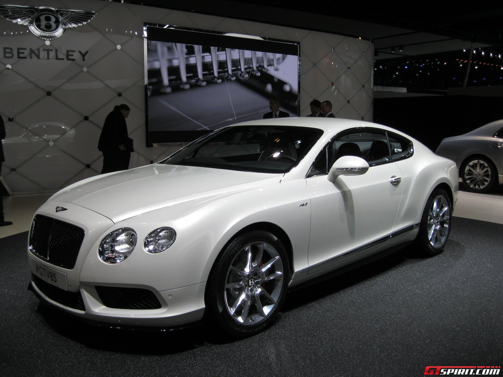 Detroit 2014 Bentley Continental Gt V8 S Coup 233 Gtspirit