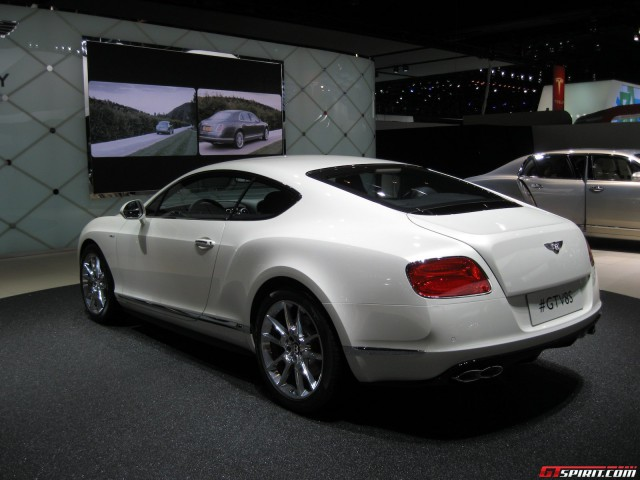 Detroit 2014: Bentley Continental GT V8 S Coupé