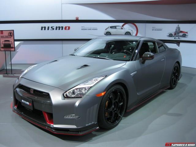Detroit 2014: Nissan GT-R Nismo