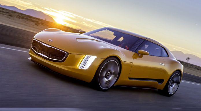 Kia GT4 Stinger Confirmed for Production This Year?