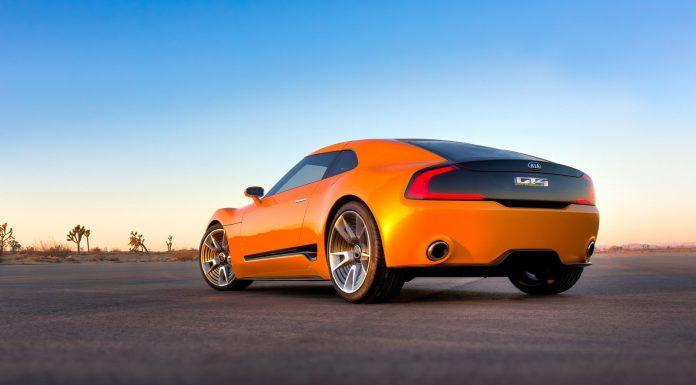 Official: Kia GT4 Stinger Concept
