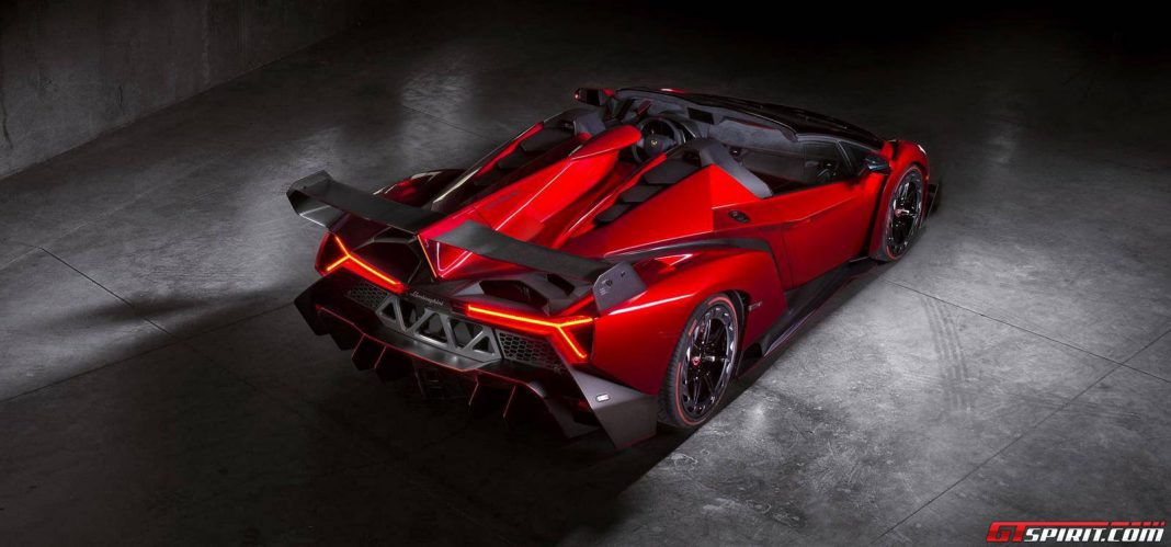 New Lamborghini hypercar coming to Geneva 2016