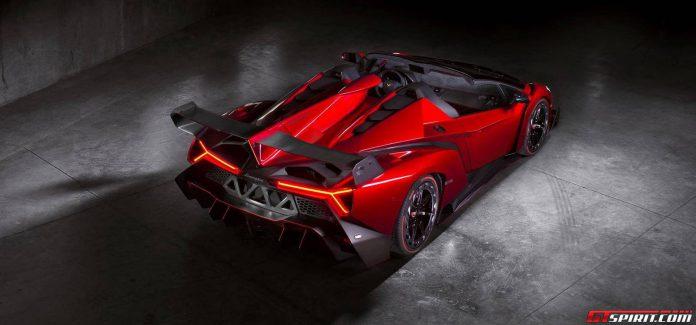New Lamborghini hypercar coming to Geneva 2016