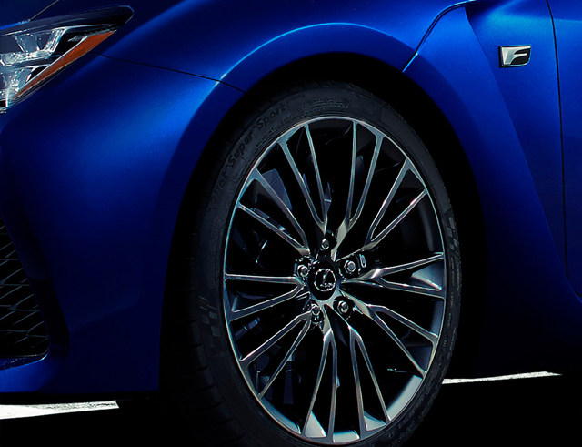 Brand-New Lexus IS F to Arrive in 2015
