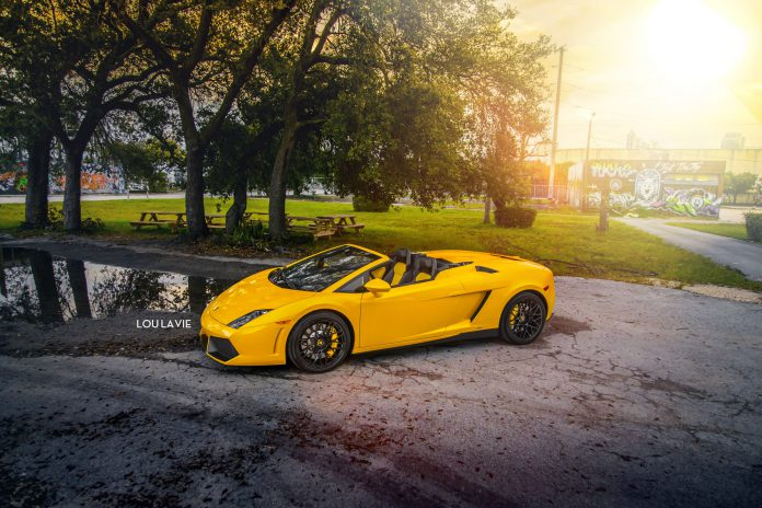 Justin Bieber Arrested for DUI and Drag Racing Lamborghini Gallardo