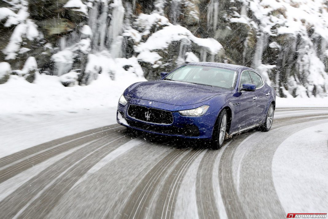 Maserati releases sales figures for 2015