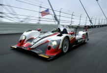 Official: Nissan Muscle Milk ORECA 03 Prototype